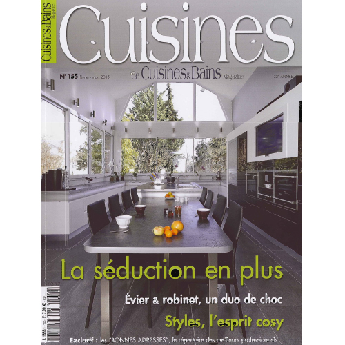 Cuisines&Bains - fev/mars 2015