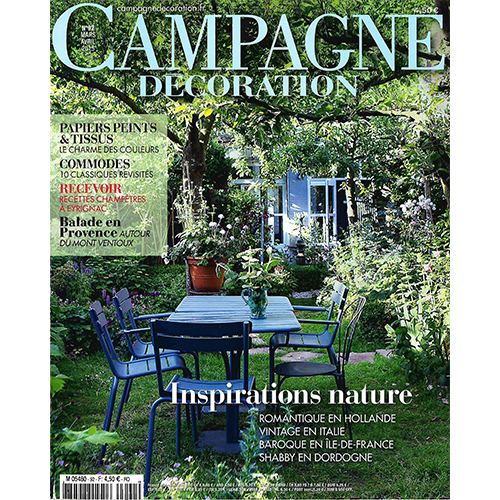 Campagne d coration mars avril 2015 la cuisine fran aise for Cuisine francaise decoration