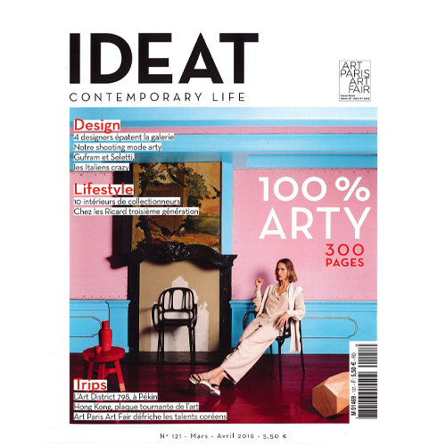 IDEAT- Mars/Avril 2016