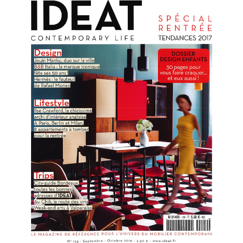 IDEAT - Septembre/Octobre 2016